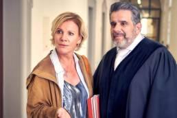 Frau Sonntag Gaumont ARD | Szenenbild mit Millowitsch Cantomas