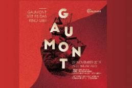 GAUMONT Ausstellung Berlin Ankündigung
