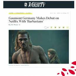 Variety title: Start Barbarians