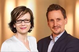 Sabine de Mardt und Rainer Marquass, Produzenten der Netflix Serie