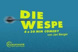 Die Wespe, Comedy von Gaumont für Sky, Logo
