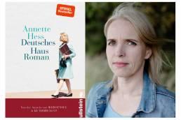 Deutsches Haus Autorin Annette Hess