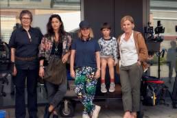 Klara Sonntag, eine Gaumont Produktion für ARD Degeto | Darstellerinnen und Team