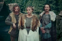 Drehstart Barbaren Staffel 2 | Arminius, Folkwin, Tusnelda